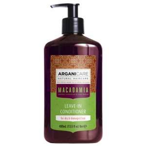 ArganiCare Macadamia Leave-in Conditioner