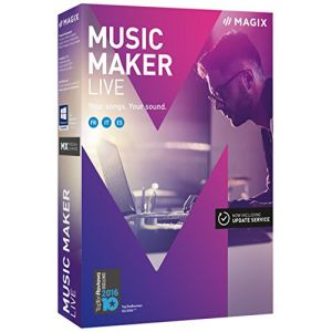Image de Music Maker 2017 Live [Windows]