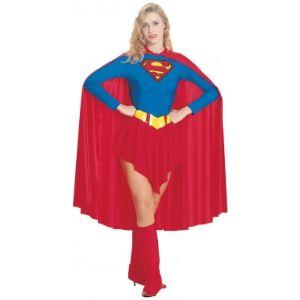 César Déguisement Supergirl (taille 38-40)