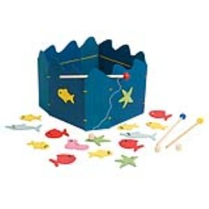 Goki WG 600 - Jeu de pêche à la ligne avec aimants