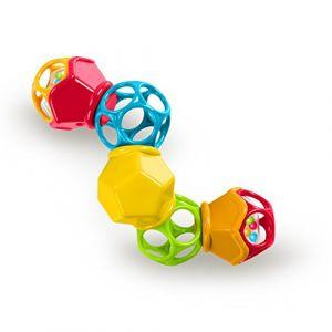 Rhino Toys Hochet Clicky Twister