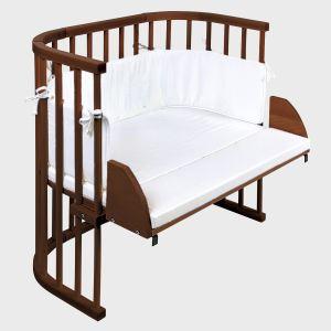 Babybay Rallonge de lit / étagère murale