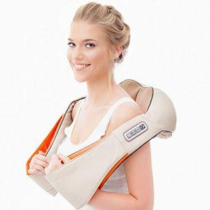 Donnerberg Original NM089 - Appareil de massage shiatsu pour le cou, les épaules, le dos
