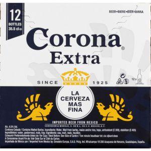 Corona Le pack de 12x35,5cl