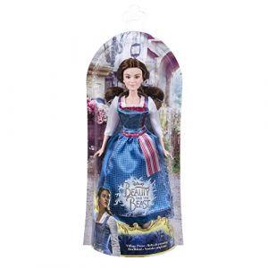 Hasbro Belle en tenue de villageoise La Belle et la Bête