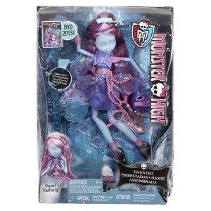 Mattel Monster High Kiyomi Haunted student spirits