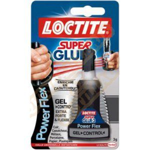 Loctite Control Progressiv' Super Glue 3 (3g)