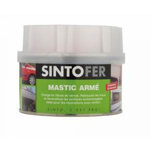 Sinto Mastic armé - boite de 500ml