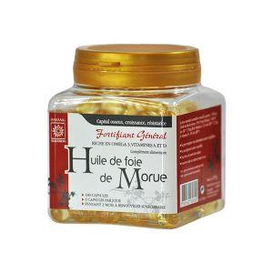 Dayang Huile de Foie de Morue - 180 capsules