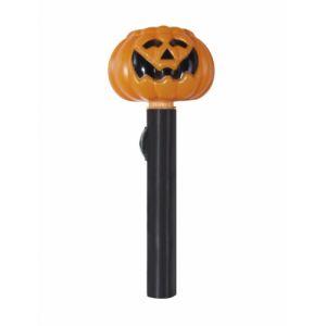 Ptit Clown Lampe torche citrouille orange manche décorés Halloween Taille Unique
