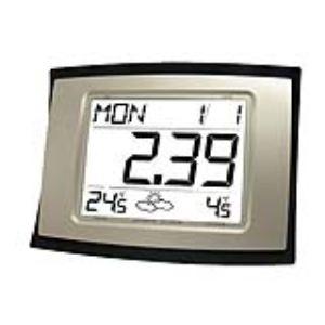 La Crosse Technology WS8167 - Station météo murale pour température intérieure et extérieure