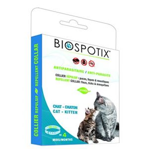 Biogance Biospotix Collier répulsif pour chat et chaton