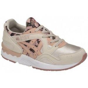 Asics Chaussures enfant Gel-Lyte V PS Beige - Taille 27,30,33,35,32 1/2,33 1/2,34 1/2,28 1/2