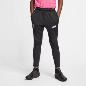 Nike Pantalon de football Paris Saint-Germain Dri-FIT Squad pour Enfant plus âgé - Noir - Taille S
