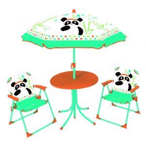 Fun House Salon de jardin Indian Panda