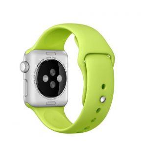 Apple Bracelet Sport 38 mm pour Apple Watch (Vert)
