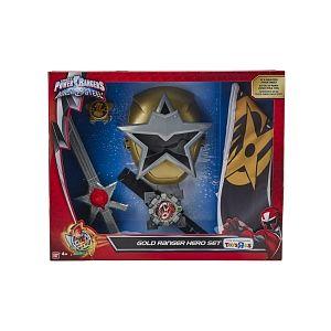 Bandai Coffret Power Rangers épée, masque et accessoires de combat
