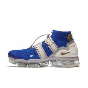 Nike Chaussure Air VaporMax Flyknit Utility - Bleu - Taille 40.5 - Unisex