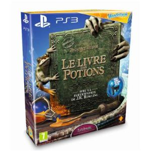 Wonderbook : Book of Potions + Wonderbook [PS3]