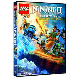 LEGO Ninjago : Les maîtres du Spinjitzu - Saison 6 - Les pirates du ciel - Volume 1