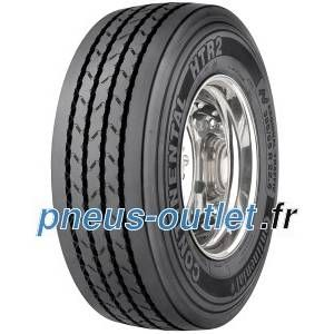 Continental HTR 2 235/75 R17.5 143/141J BSW