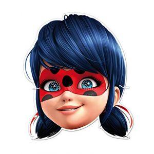 Prodigiosa: Las aventuras de Lady Bug 6 Masques Ladybug