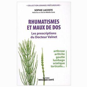 Docteur Valnet Rhumatismes et Maux de Dos