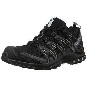 Salomon XA Pro 3D, Shoes Homme, Noir (Black/Magnet/Quiet Shade), 40 2/3