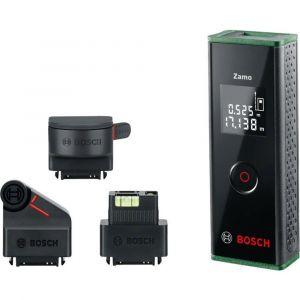 Bosch Home and Garden Zamo Set Premium Télémètre laser Plage de mesure (max.) 20 m Etalonné selon: d'usine (sans certif
