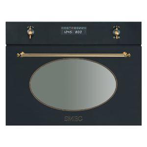 Smeg SC845MA - Micro-ondes intégrable