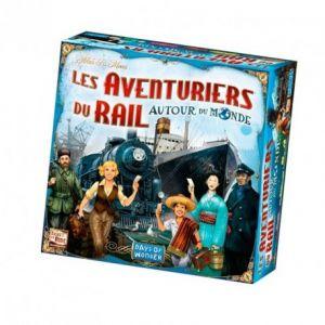 Days of Wonder Aventuriers du Rail Autour du Monde