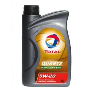 Total Huile moteur QUARTZ 9000 FUTURE EcoB 5W20 Essence et Diesel 1 L