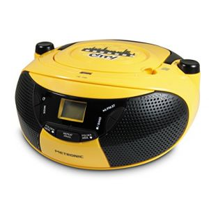 Metronic 477103 - Radio CD portable