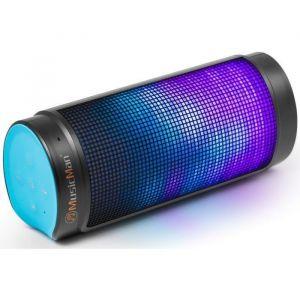Technaxx BT-X26 Soundstation - Enceinte Bluetooth LED Light