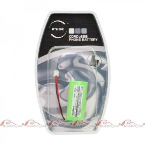 Nx Batterie téléphone 2*AAA 2.4V 650mAh Conn - Blister(s) x 1 - PG55AAA H