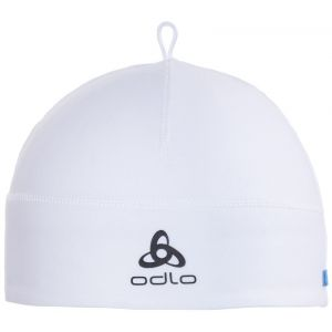 Odlo Bonnets Hat Polyknit White