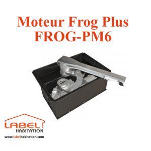 Came 001FROG PM6 - Motoréducteur Maxi Frog lent encastré 230V 7 m ou 1000 kg