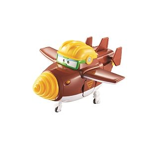 Auldey Super Wings Avion Transformable 12 cm saison 2 - Todd