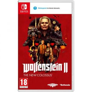Wolfenstein II : The New Colossus [Switch]