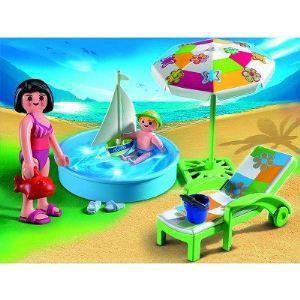Playmobil 4858 piscine avec toboggan comparer avec for Playmobil 4858 piscine avec toboggan