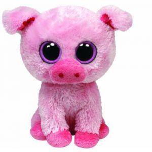 Ty Beanie Boo's : Cochon Corky 15 cm