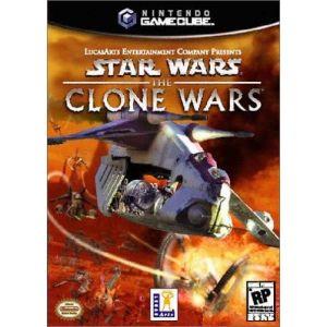 Star Wars Episode 2 : The Clone Wars [Gamecube]