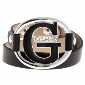 Guess UBB12239 - Bracelet pour femme en cuir et métal