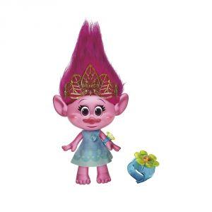 Hasbro Trolls Poppy - Poupée chantante de 35 cm