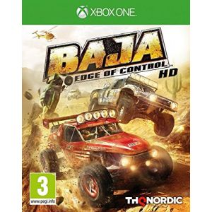 Just for Games Baja : Edge Of Control HD