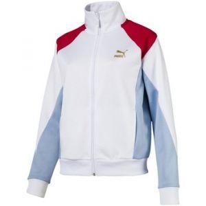 Puma Veste Retro Track Jacket blanc - Taille EU S,EU XS