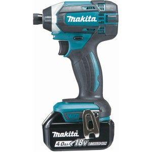 Makita DTD152RMJ - Visseuse à chocs 18 V Li-Ion 4 Ah 165 Nm