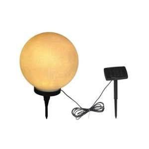Globo Lighting Boule lumineuse Globo Solar LED Gris, 25 lumières Extérieur Solar