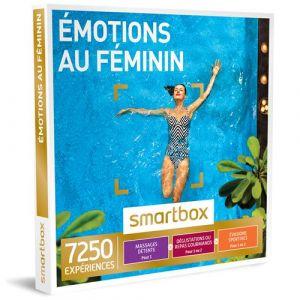 Smartbox Coffret cadeau Emotions au féminin