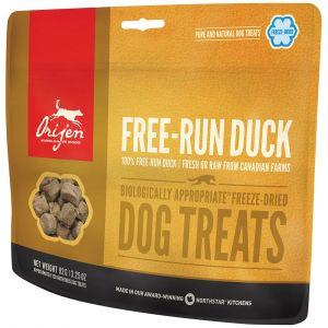 Image de Orijen Friandises pour chien Free-Run Duck Contenance : 42,5 g
